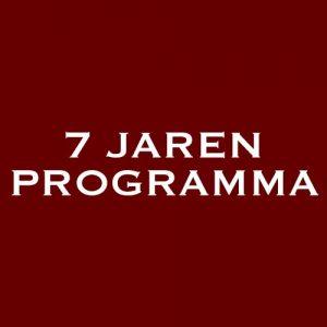 7 jaren programma