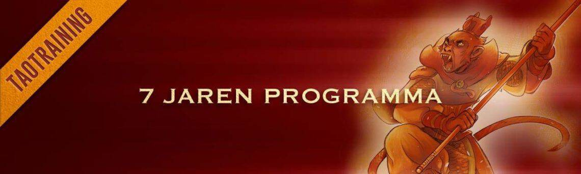 7jaarprogramma Header