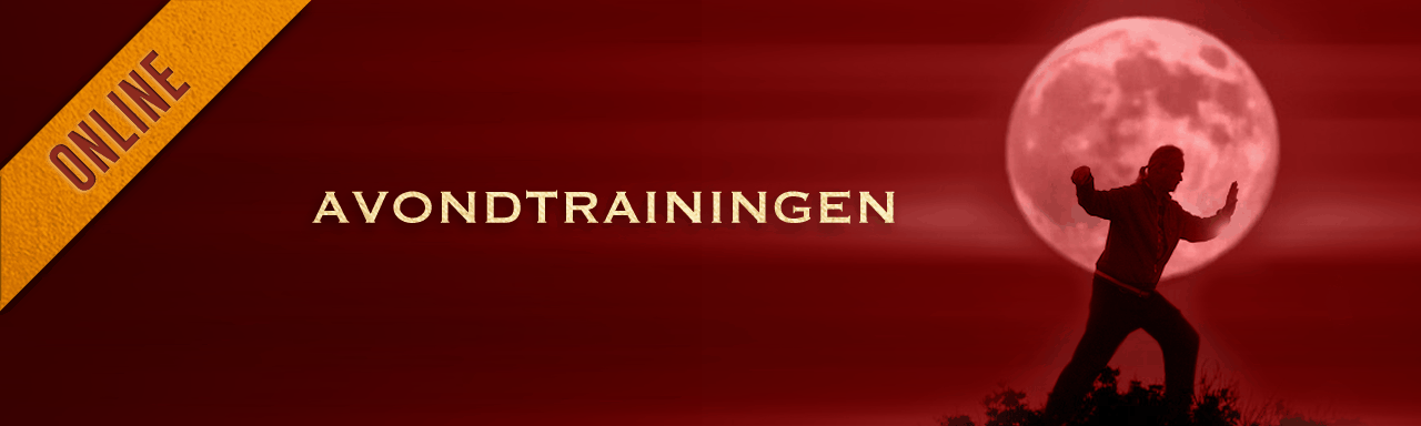 Avondtrainingen Header